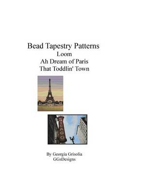 Picture of Bead Tapestry Patterns Loom Ah Dream of Paris That Toddlin' Town