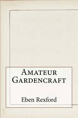 Picture of Amateur Gardencraft