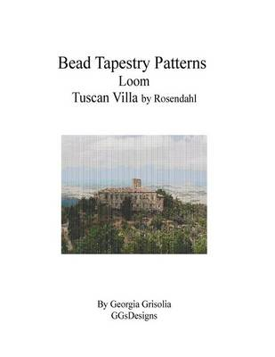 Picture of Bead Tapestry Patterns Loom Tuscan Villa by Rosendahl