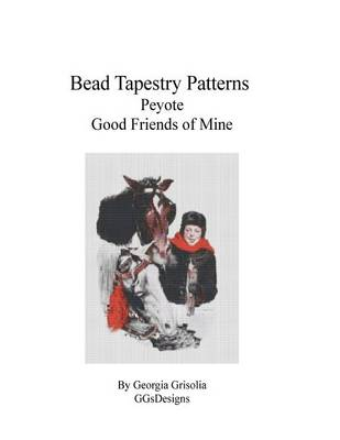 Picture of Bead Tapestry Patterns Peyote Good Friends of Mine