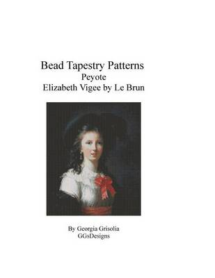 Picture of Bead Tapestry Patterns Peyote Elizabeth Louise Vigee by Le Brun