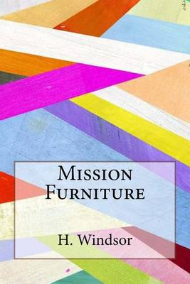 Picture of Mission Furniture