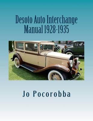 Picture of Desoto Auto Interchange Manual 1928-1935