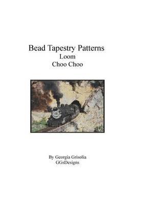 Picture of Bead Tapestry Patterns Loom Choo Choo