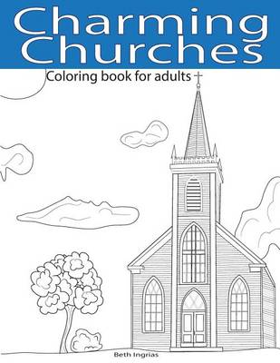 Picture of Charming Churches: Adult Coloring Book