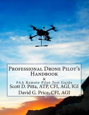 Picture of Professional Drone Pilot's Handbook & FAA Remote Pilot Test Guide