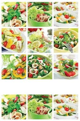 Picture of Salad Days 2 Recipes: 150 Page Blank Recipe Book