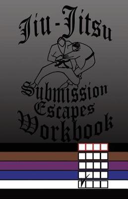 Picture of Jiu-Jitsu Submission Escapes Workbook