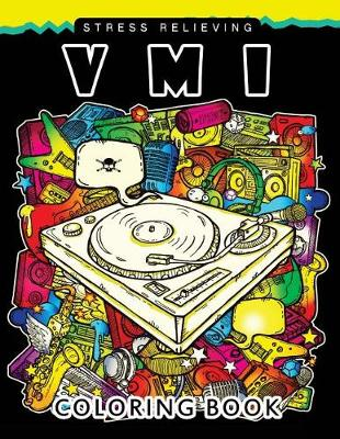 Picture of VMI Coloing Book: A Adults Coloring Books