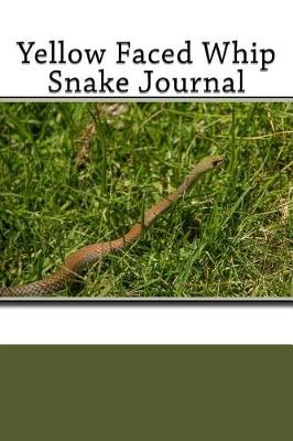 Picture of Yellow Faced Whip Snake Journal