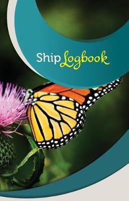Picture of Ship Log Book: 50 Pages, 5.5- X 8.5- Monarch Butterfly