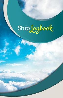 Picture of Ship Log Book: 50 Pages, 5.5- X 8.5- Blue Skies