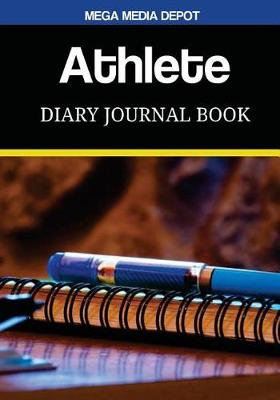 Picture of Athlete Diary Journal Book