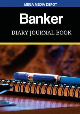 Picture of Banker Diary Journal Book