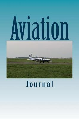 Picture of Aviation: 150 Page Lined Journal