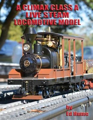 Picture of A Climax Class a Live Steam Locomotive Model