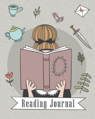 Picture of Reading Journal: A Reading Journal for Book Lovers (Best Gifts)
