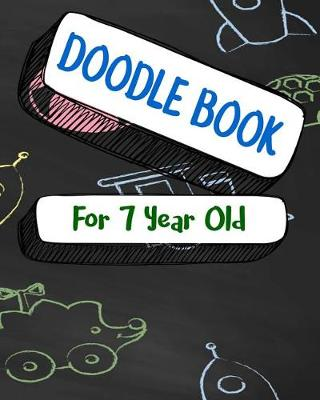 Picture of Doodle Book for 7 Year Old: Bullet Grid Journal, 8 X 10, 150 Dot Grid Pages (Sketchbook, Journal, Doodle)