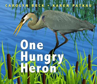 Picture of One Hungry Heron