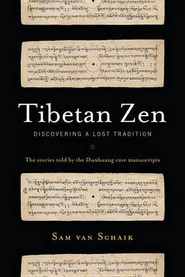 Picture of Tibetan Zen: Discovering a Lost Tradition