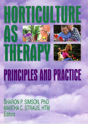 Picture of Horticulture as Therapy: Principles and Practice