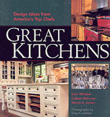 Picture of Great Kitchens: At Home with America's Top Chefs
