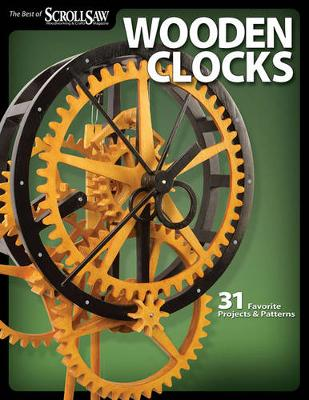 Picture of Wooden Clocks: 31 Favorite Projects and Patterns