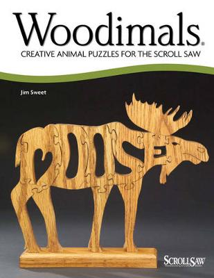 Picture of Woodimals: Creative Animal Puzzles for the Scroll Saw
