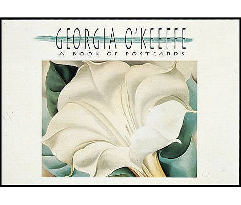 Picture of Georgia O'Keeffe: Postcard Book