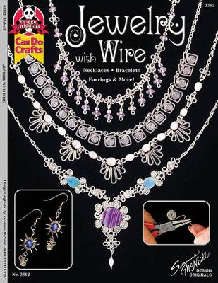 Picture of Jewelry with Wire: Necklaces Bracelets Earrings & More!