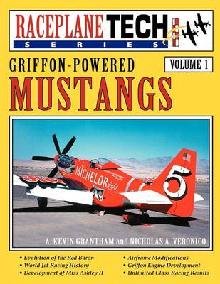 Picture of Griffon-Powered Mustangs - RaceplaneTech Vol 1
