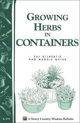 Picture of Growing Herbs in Containers