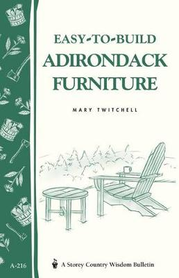 Picture of Easy-to-Build Adirondack Furniture