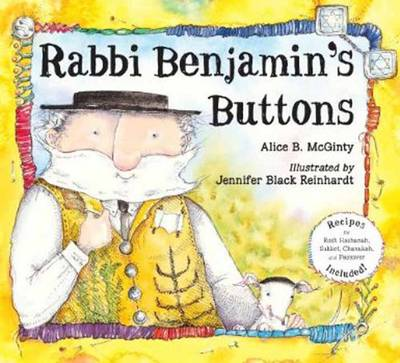 Picture of Rabbi Benjamin's Buttons