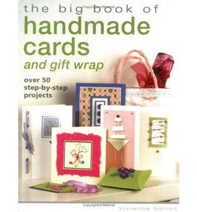 Picture of Big Book of Handmade Cards and Gift Wrap