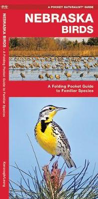 Picture of Nebraska Birds: A Folding Pocket Guide to Familiar Species