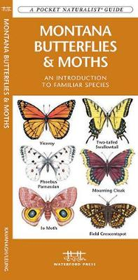 Picture of Montana Butterflies & Moths: A Folding Pocket Guide to Familiar Species