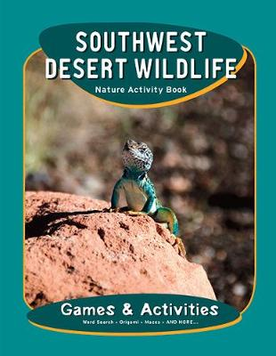 Picture of Southwest Desert Wildlife Nature Activity Book