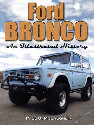 Picture of Ford Bronco: An Illustrated History