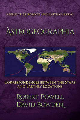 Picture of Astrogeographia: Correspondences Between the Stars and Earthly Locations