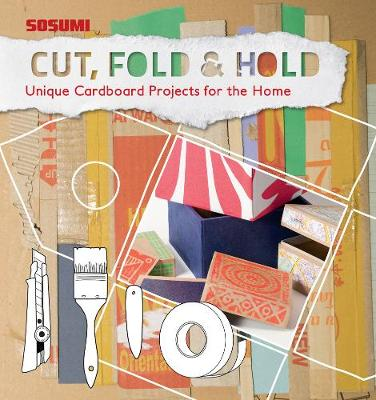 Picture of Cut, Fold and Hold: Cardboard Craft for the Home
