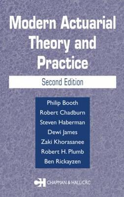Picture of Modern Actuarial Theory and Practice