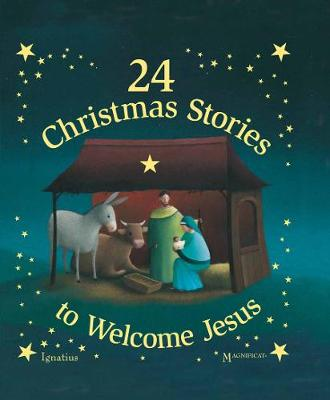 Picture of 24 Christmas Stories to Welcome Jesus