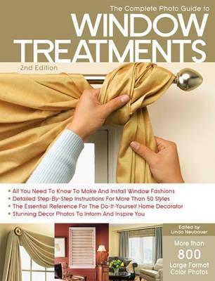 Picture of The Complete Photo Guide to Window Treatments
