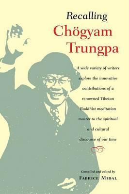Picture of Recalling Chogyam Trungpa
