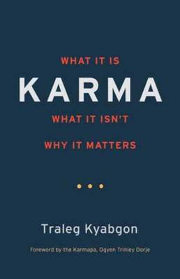 Picture of Karma: What it is, What it isn't, Why it Matters