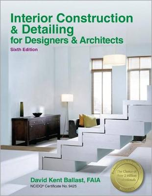 Picture of Interior Construction & Detailing for Designers & Architects