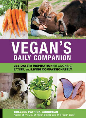 Picture of Vegan's Daily Companion: 365 Days of Inspiration for Cooking, Eating, and Living Compassionately