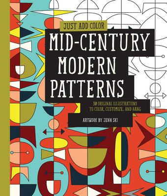 Picture of Just Add Color: Mid-Century Modern Patterns