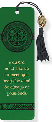 Picture of Beaded bookmark celtic